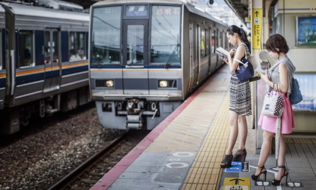 A Step in the Right Direction: Japan's Anti High Heels Movement