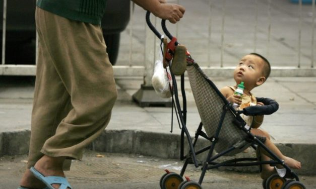 China's Two-Child Policy Means More Babies Named after Mum