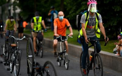 Pandemic Sparked Global Demand for Bikes in Taiwan