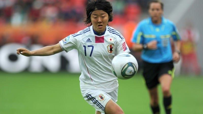 World Cup Winner Yuki Nagasato