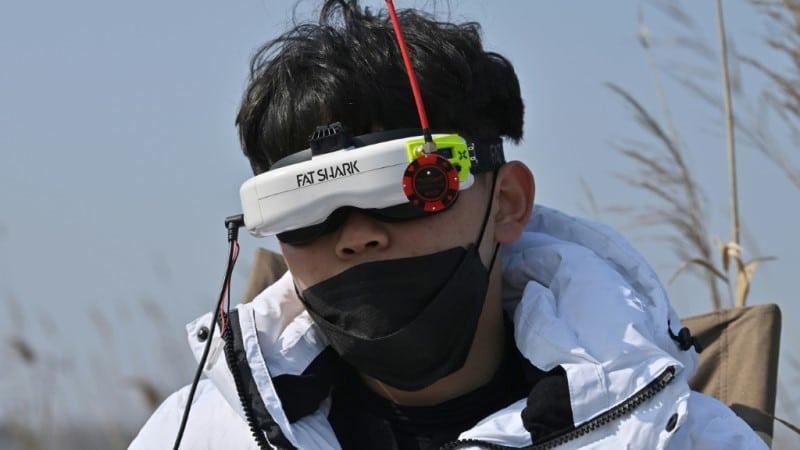 World Drone Racing Champion