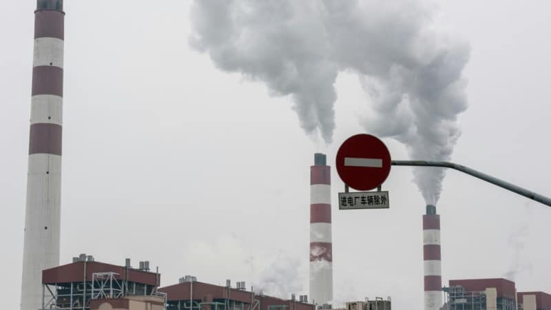 China Greenhouse Gas Emissions