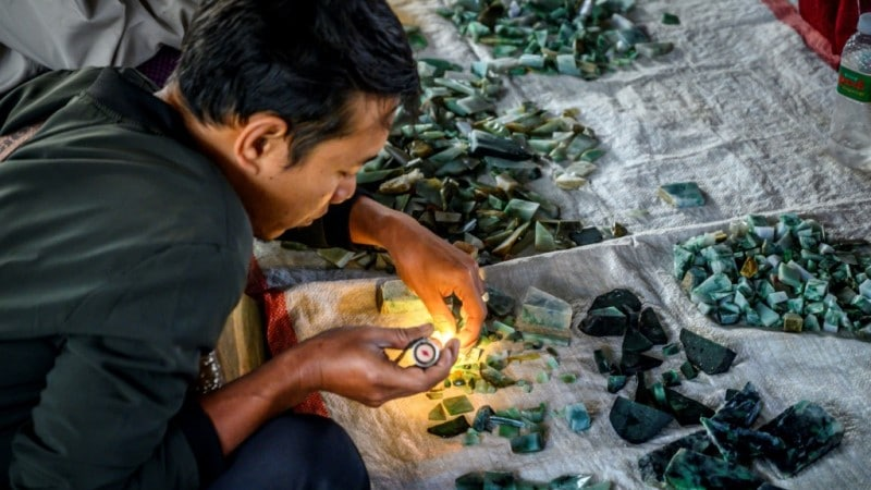 World's Largest Producer of Jade