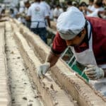 Bakers in India Make World's 'Longest' Cake