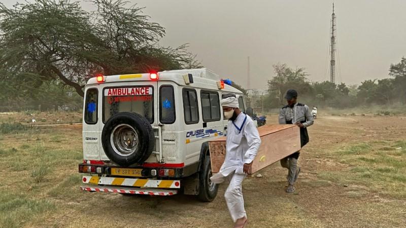 Worst-hit Indian City