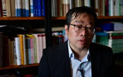 The Scholar Speaking Out on China's Crackdown on Intellectuals