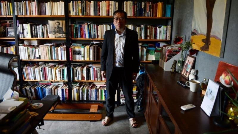 Wu Qiang of Tsinghua University