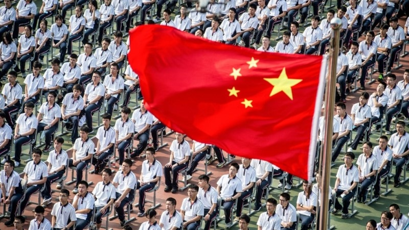 Wuhan High-School 100th Aniversary