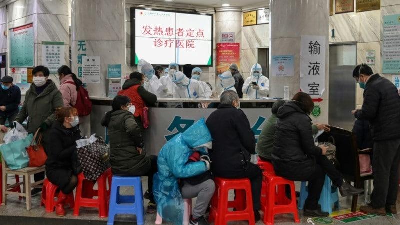 Wuhan Inhabitants