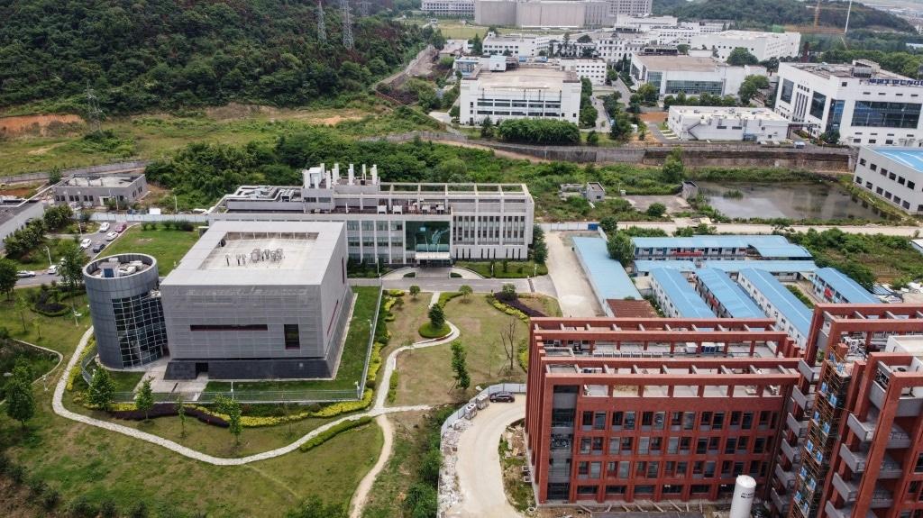 Wuhan Institute of Virology.afp