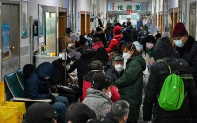 Under Pressure: China Raises Coronavirus Death Toll by 50% in Wuhan