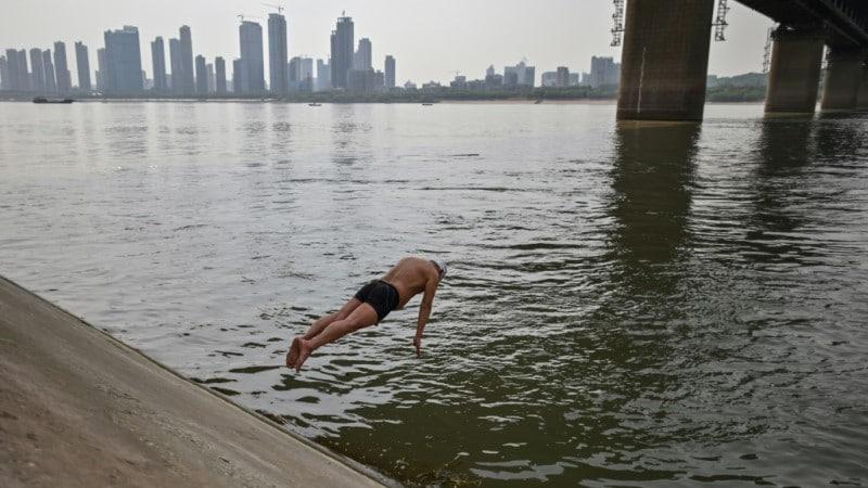 Wuhan River Banks
