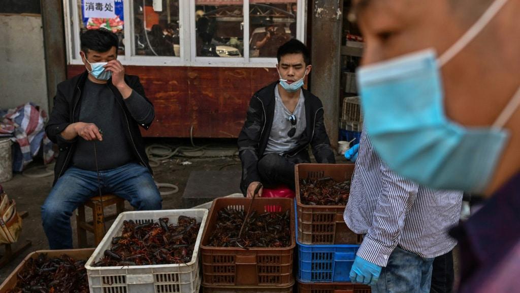 Wuhan Wet Market.afp