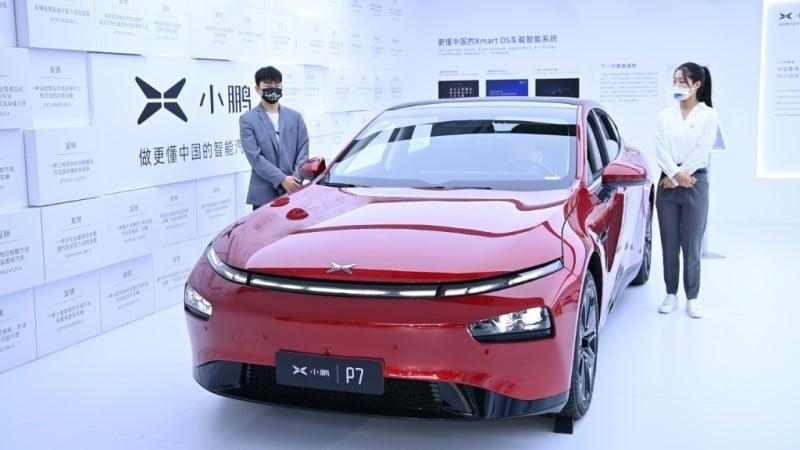 XPeng Electric Car