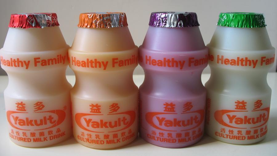 Yakult Drink Flavors