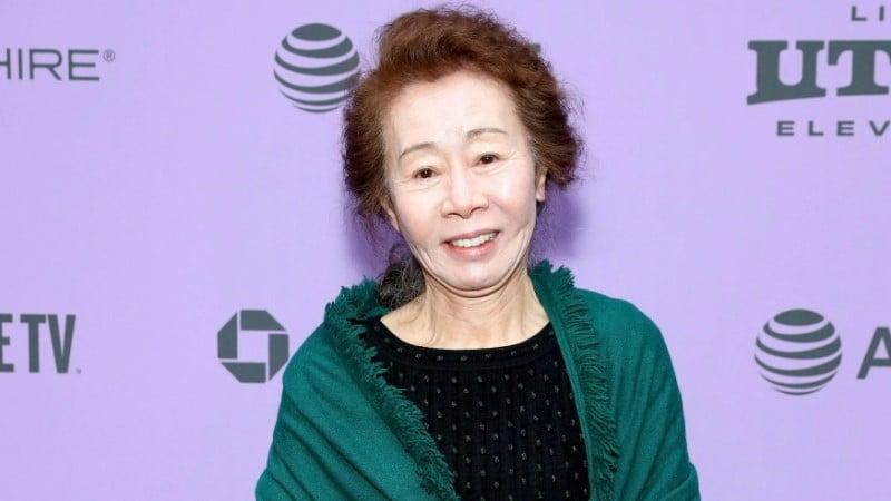 Youn Yuh-jung of Family Drama Minari