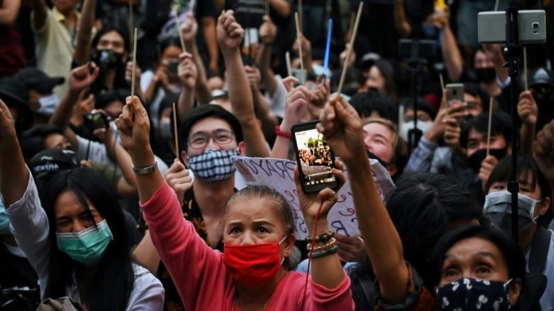 Young Thais Protests