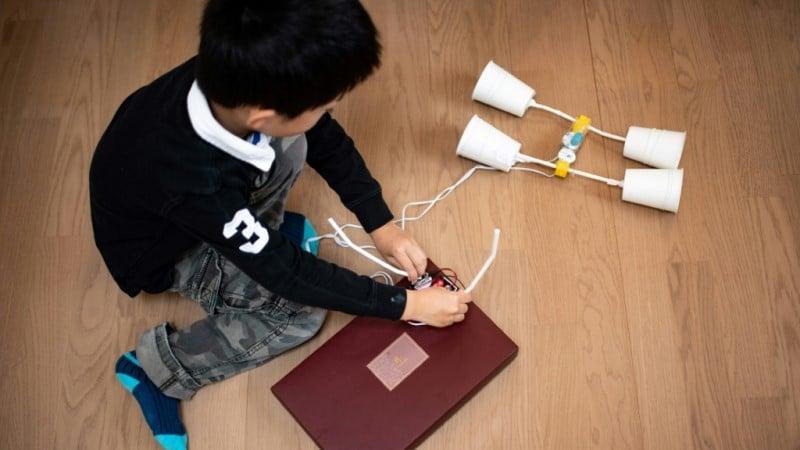 Yukai Robot-building Kit