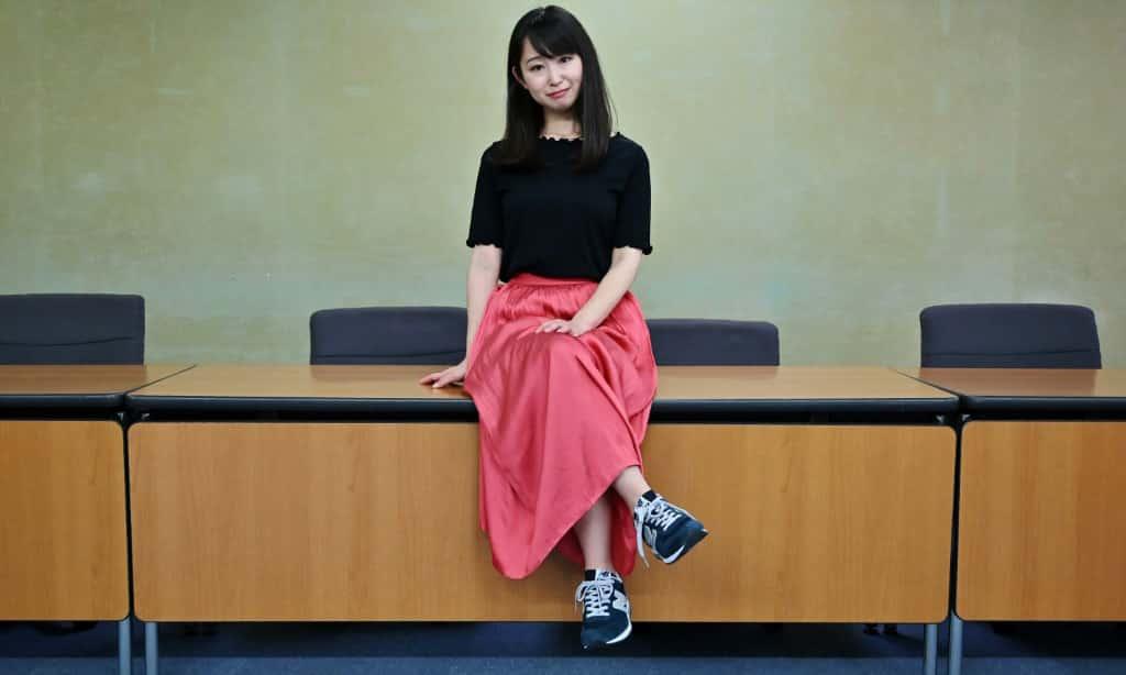 Yumi Ishikawa ©AFP