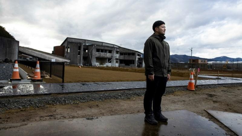 Yuto Naganuma Remembers 2011 Tsunami