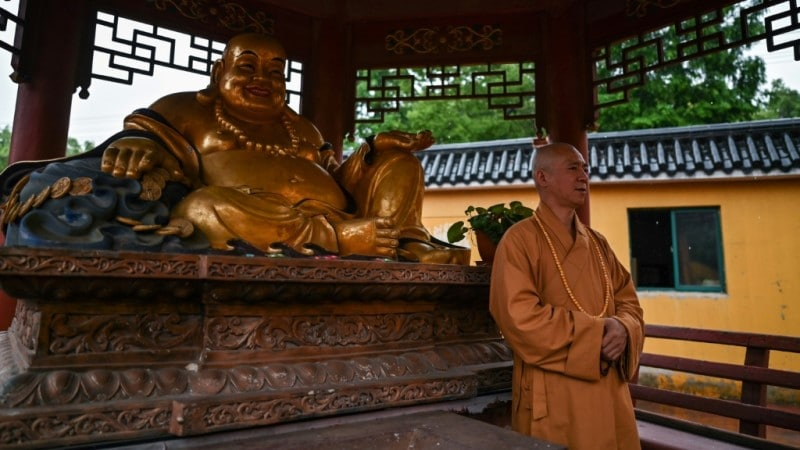 Zhi's Bao'en Temple