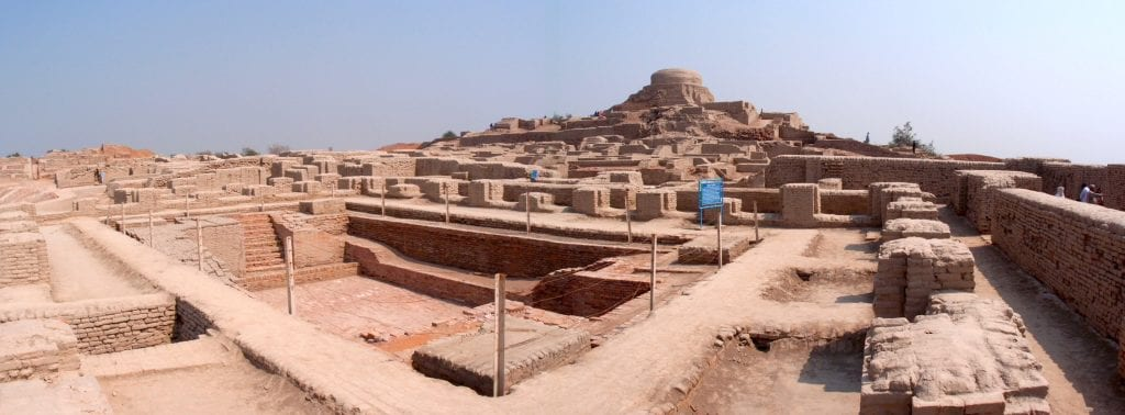 Mohenjodar, India CC